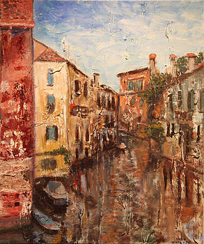 Venice by Linda Woolven
