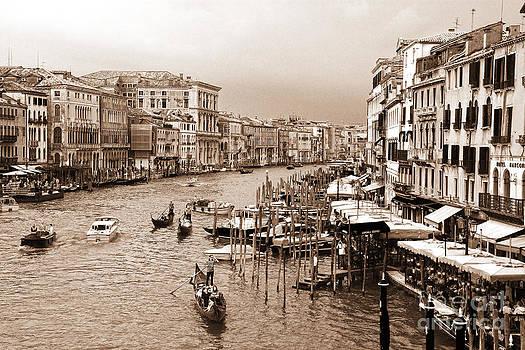Venice Vintage by Holger Ostwald