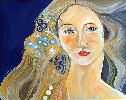 Venus a la Klimt by Stephanie Corder