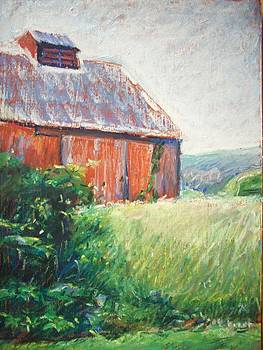 Vermont Roadside by Bethany Bryant