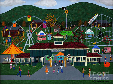 Vermont State Fair by Susan Houghton Debus