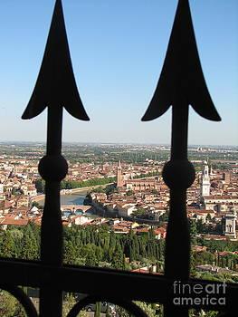 ITALIAN ART - Verona- view