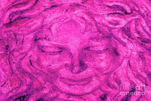 Jost Houk - Versace Girl in Pink