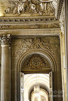 Chuck Kuhn - Versailles Interior