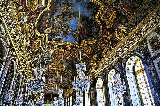 Chuck Kuhn - Versailles Interior II