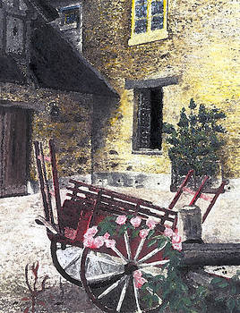 Versailles Peasant Village by Inger Hutton