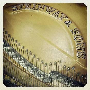 Versus Steinway & Sons by Luise Sommer