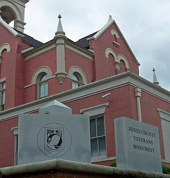 Patricia Taylor - Veterans Memorial Jones County