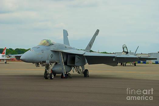 Mark Dodd - VF-31 Tomcatters on Tarmac