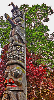 Gregory Dyer - Victoria Canada Totem - 04