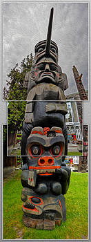 Gregory Dyer - Victoria Canada Totem - 01