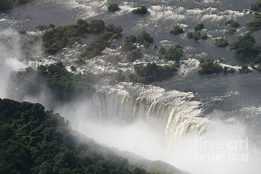 Victoria Falls Zambia by Carol Wright