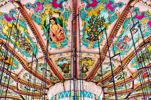 Victorian Carnival Swings Interior by Eye Shutter To Think