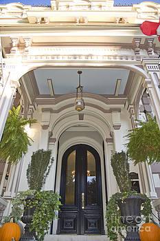 Tim Mulina - Victorian Doorway