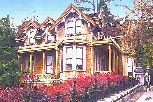 Steve Huang - Victorian House