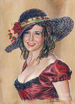 Victorian Lady by LeRoy Jesfield