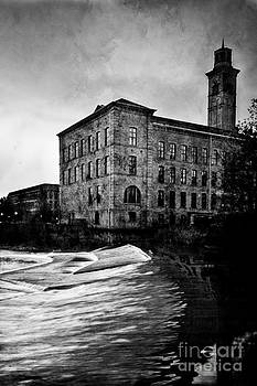 Victorian Mill Salts Mill by David Smith