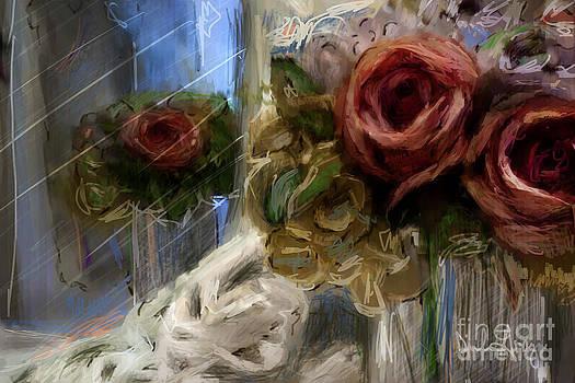 Victorian Roses by Dinah Anaya