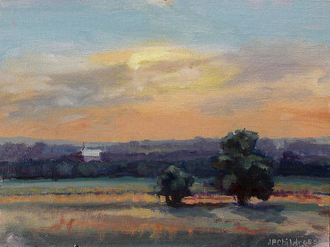 J P Childress - View from Rocky Hill