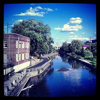View From The West End Of #manayunk by David F