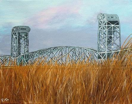 View to a Bridge by Rita Tortorelli
