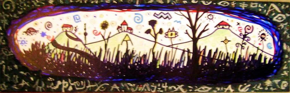 Village Without Darkness by Branko Jovanovic