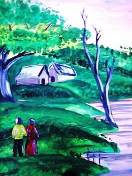 Village0005 by Aliya Ahuja
