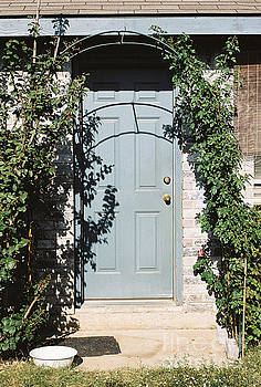 Vine Covered Entryway by Kelly Christiansen
