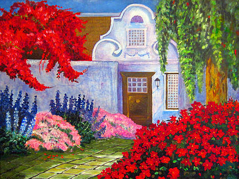 Michael Durst - Vineyard Spring