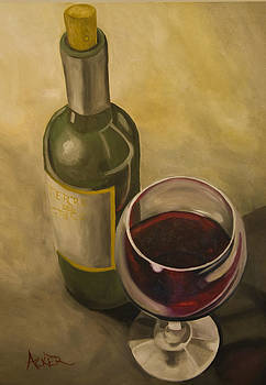 Vino Rossa by Aaron Acker