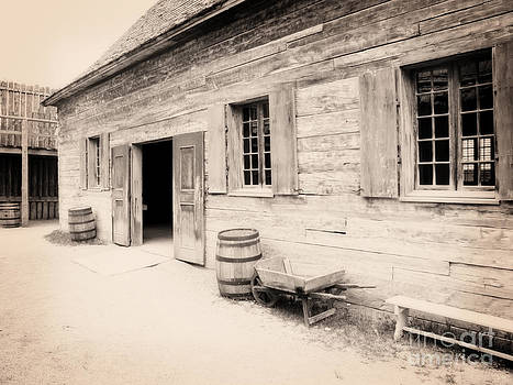 Emily Kelley - Vintage Building