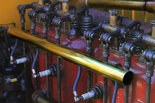Scott Hovind - Vintage Combustion Engine