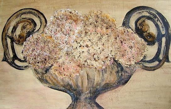 Vintage Hydrangea by Melynnda Smith