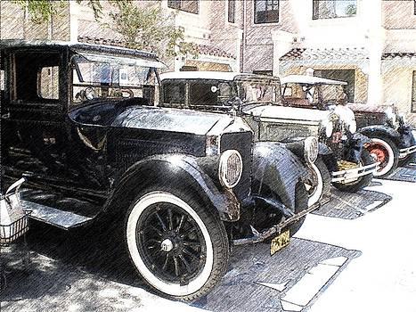 Regina Arnold - Vintage Rides