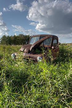 Matt Dobson - Vintage Truck - Fargo