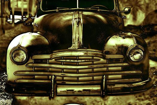 Vintage Truck by Dawn Nicoli
