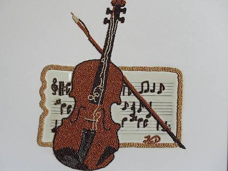 Violin by Kovats Daniela