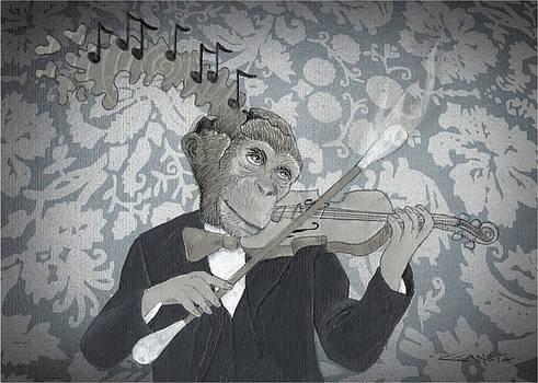 Violinny by Will Crane