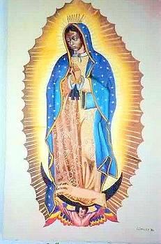 Virgin de Guadelupe by John Sowley