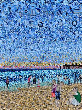 Virginia Beach in June 3 by Micah Mullen
