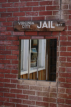 LeeAnn McLaneGoetz McLaneGoetzStudioLLCcom - Virginia City Nevada Jail