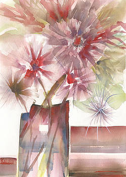 Vision Florale by Bernadette De Bouver