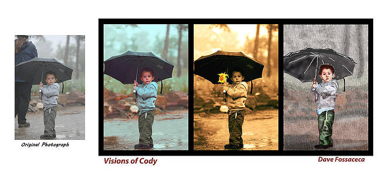 Visions of Cody by David Fossaceca