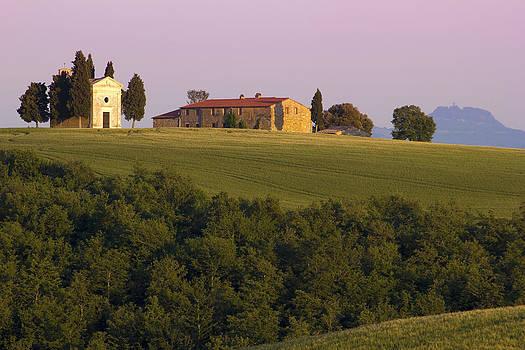 Francesco Riccardo  Iacomino - Vitaleta Chapel in Tuscany