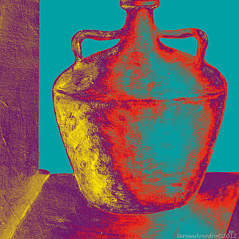 Forartsake Studio - Vivid Greek Vessel - Two
