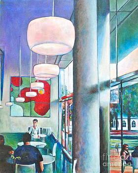 VMFA cafe-500 by Mirinda Reynolds