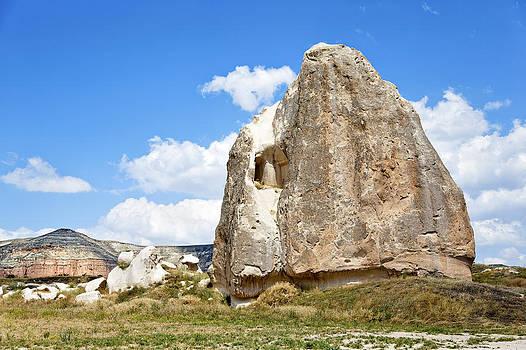 Kantilal Patel - Volcanic Geology Cappadocia