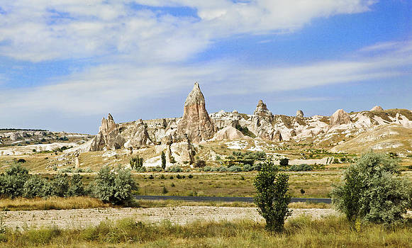 Kantilal Patel - Volcanic terrain and evolution of Cappadocia