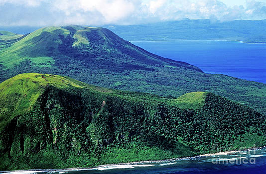 Sami Sarkis - Volcanoes on Nguna island