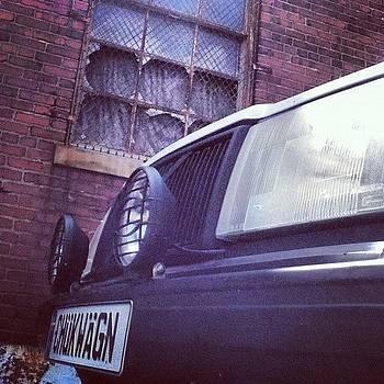 #volvo240 #chukwagn #rust #flatblack by Charles Dowdy